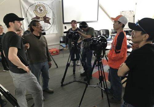 Nunavut Film Industry Training- Nunavut FIT