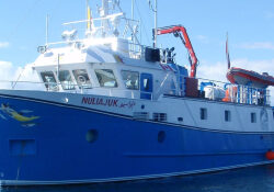 Nunavut Fisheries and Marine Training Consortium